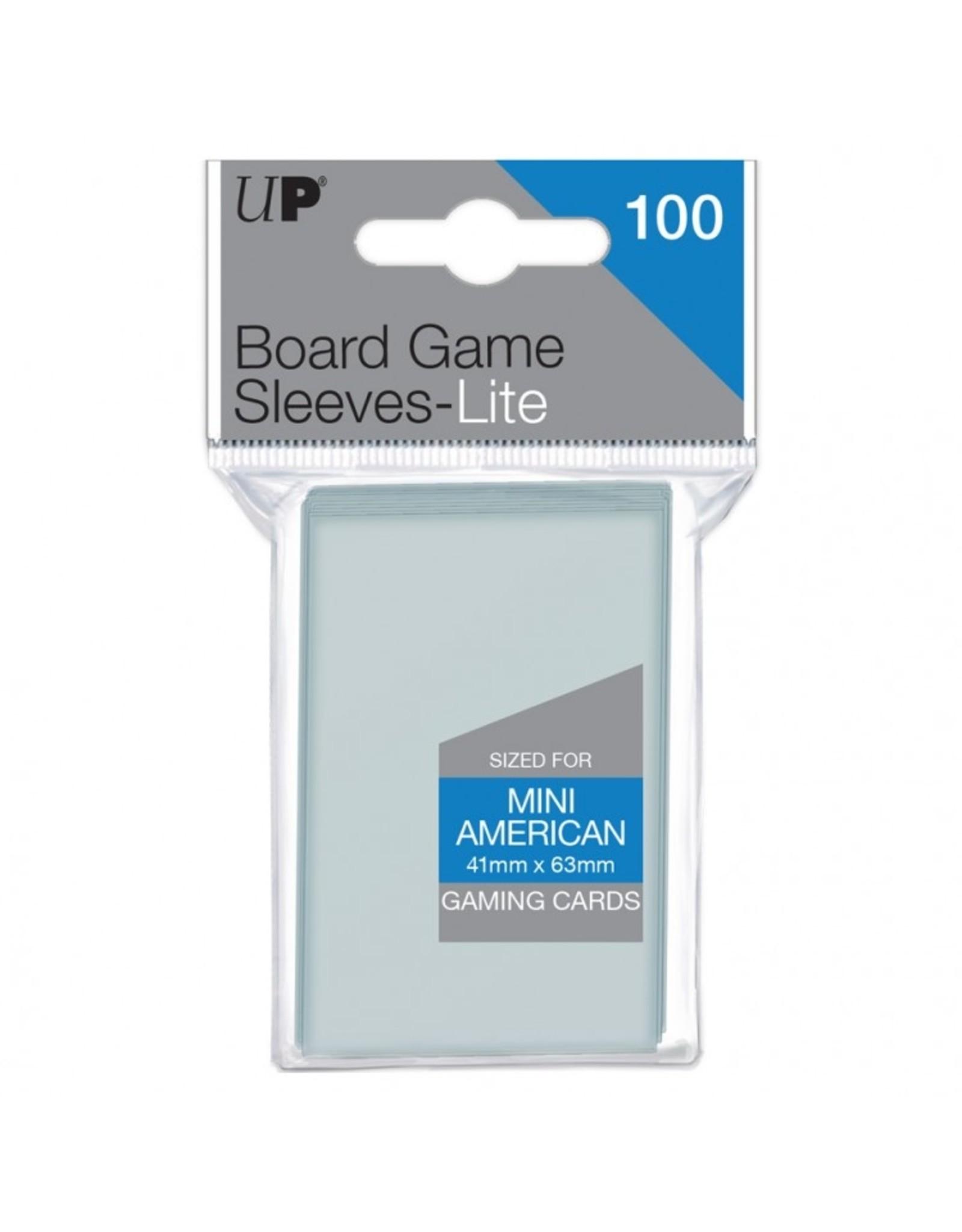 Ultra Pro Deck Protector: LBGS: Mini American (100)