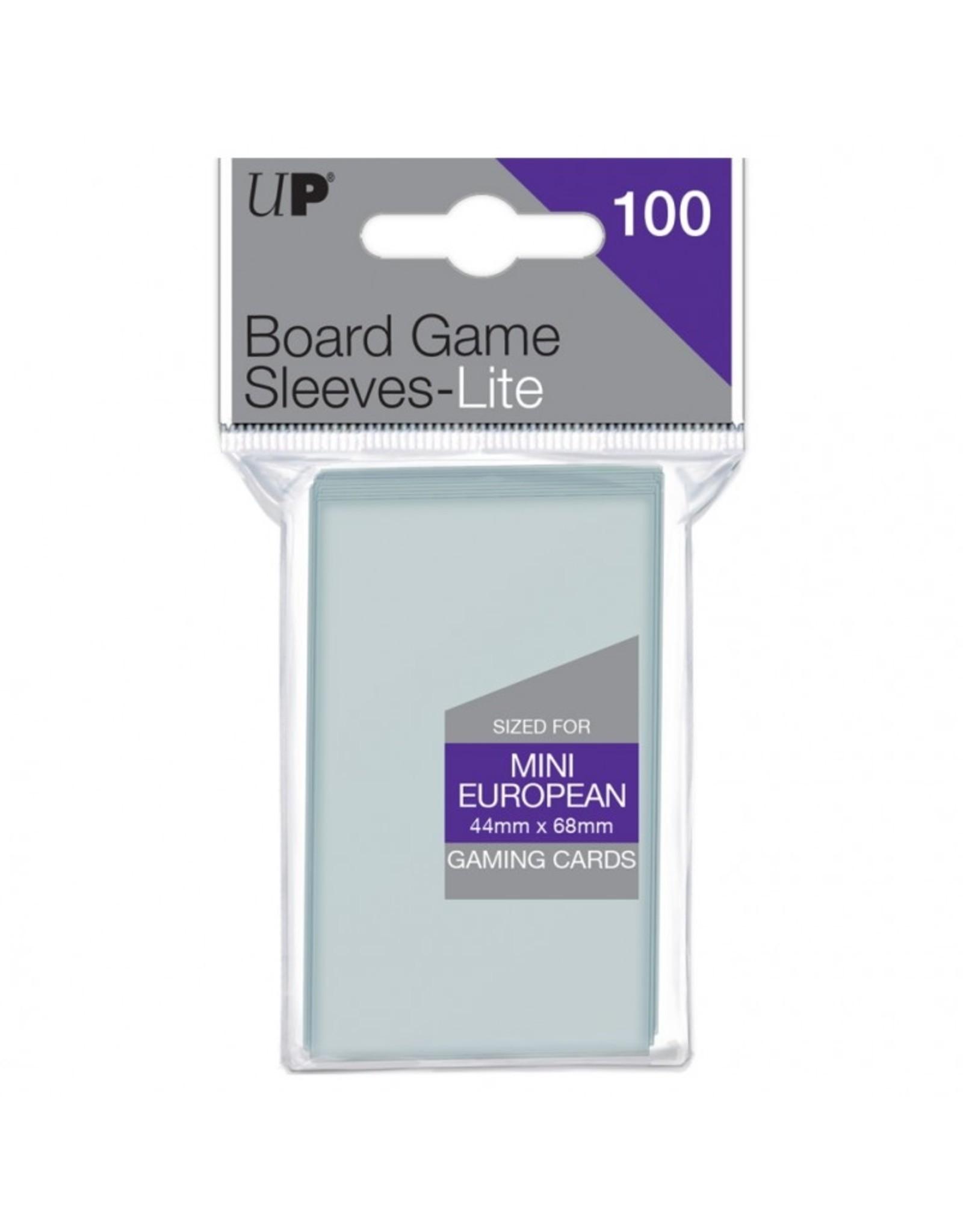 Ultra Pro Deck Protector: LBGS: Mini European (100)