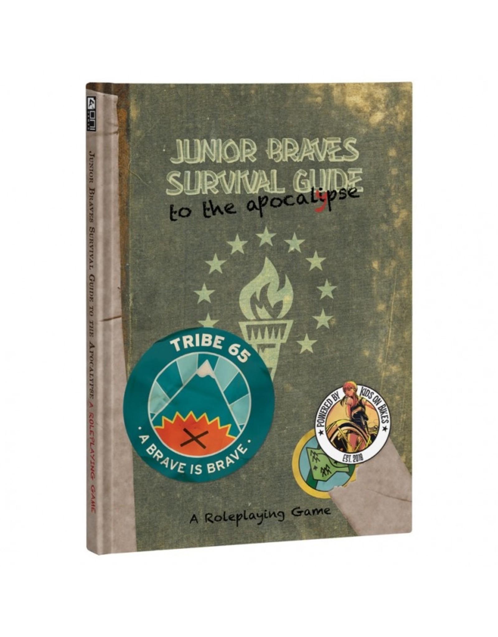 Renegade Games Studios Junior Braves: Survival Guide