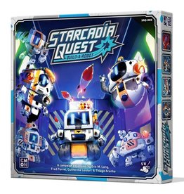 Cool Mini or Not Starcadia Quest: Build-a-Robot