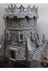 Wiz Kids D&D Fantasy Miniatures: ICR The Tower (Pre Order)