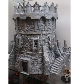 Wiz Kids Dungeons & Dragons Fantasy Miniatures: Icons of the Realms The Tower (Pre Order)