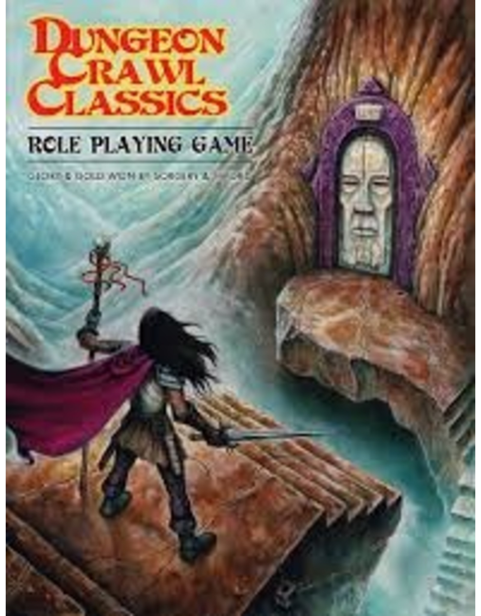 Goodman Games Dungeon Crawl Classics RPG HC