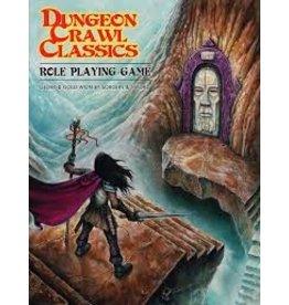 Goodman Games Dungeon Crawl Classics RPG HC