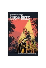 Renegade Games Studios Kids on Bikes Role Playing Game Core Rule Book