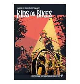 Kids on Bikes Role Playing Game Core Rule Book