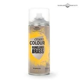 Citadel Citadel Paints: Spray - Runeload Brass