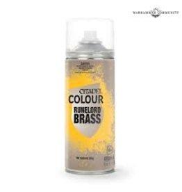 Citadel Runeload Brass Spray Paint