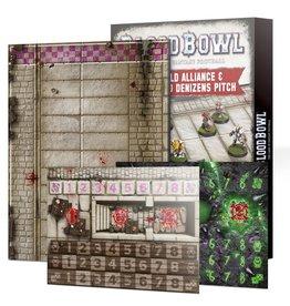 Blood Bowl Blood Bowl: Old World Alliance & Underworld Denizens Pitch and Dugout Set
