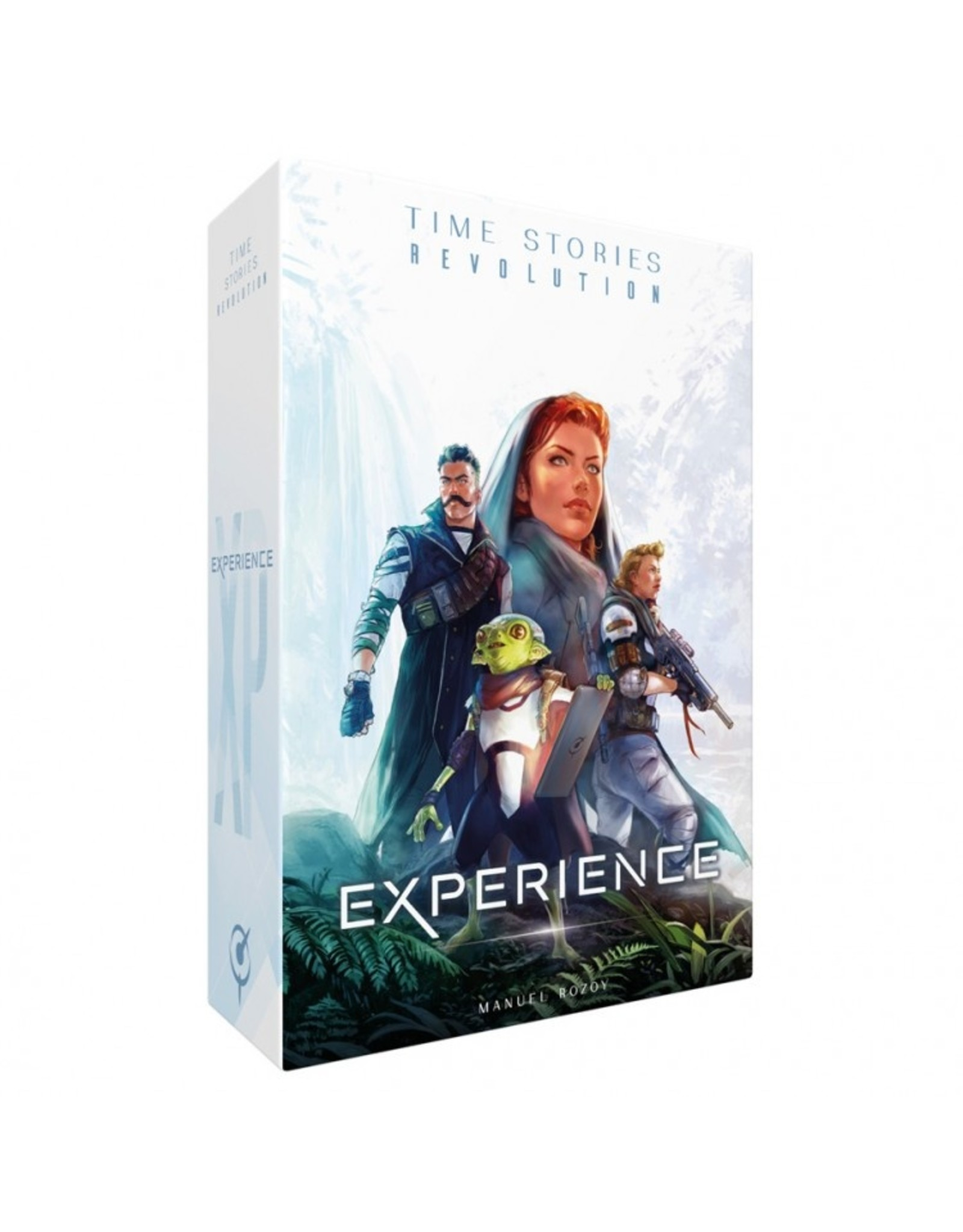 Asmodee TIME Stories: Revolution Experience