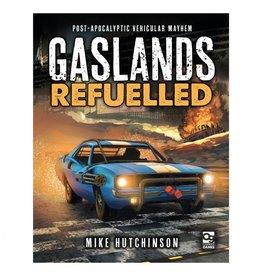 Osprey Gaslands: Refuelled: Vehicular Mayhem