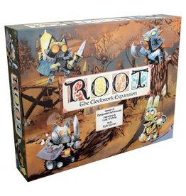Leder Games Root Clockwork Automated Factions