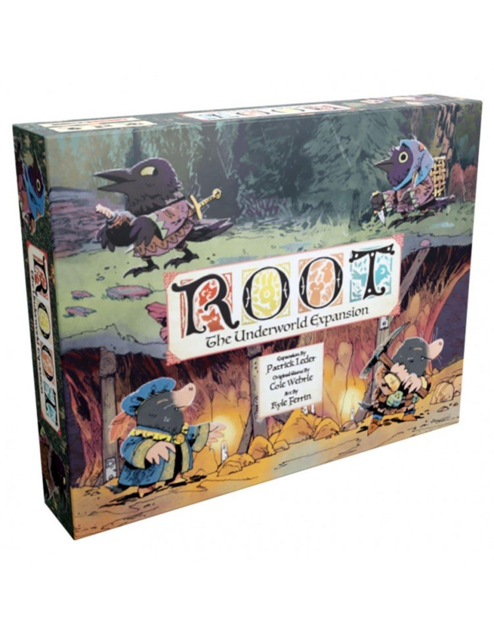 Leder Games Root Underworld