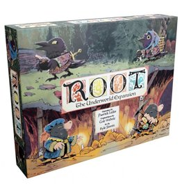 Leder Games Root Underworld