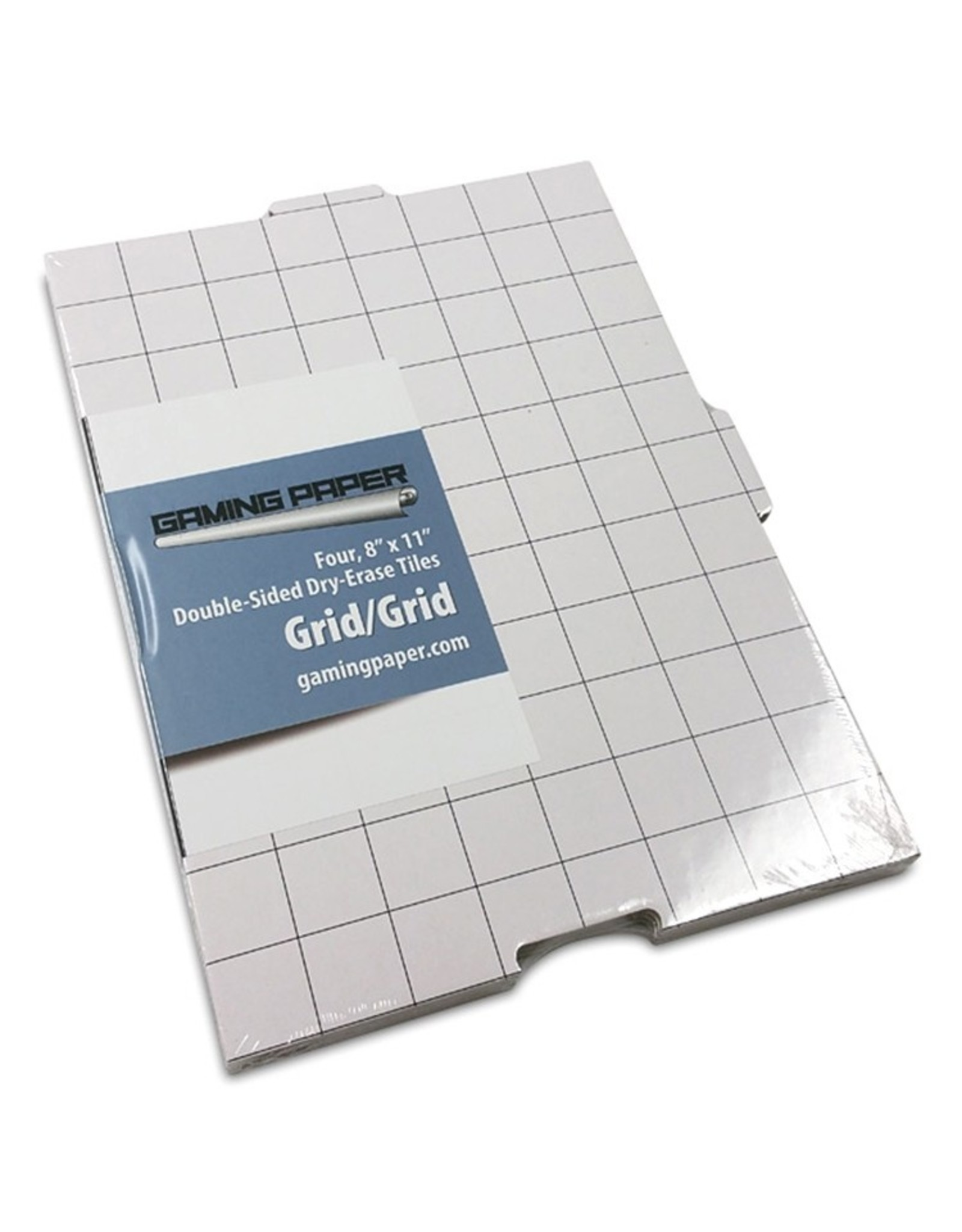 "Role Playing Gaming Paper: Tiles: Grid / Grid 8""x11"" (4)"