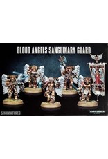 Warhammer 40K Blood Angels Sanguinary Guard