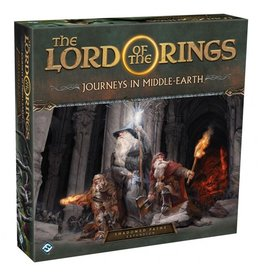 Fantasy Flight Games Lord of the Rings: Journey to Middle Earth: Shadowed Paths Expansion