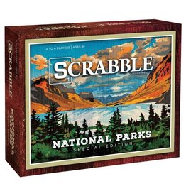 USAopoly National Parks Scrabble