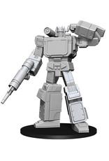 Wiz Kids Transformers Deep Cuts Unpainted Miniatures: Soundwave