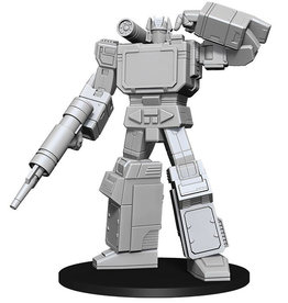 Wiz Kids Transformers Deep Cuts Unpainted Miniatures: Soundwave