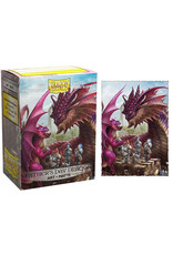 Dragon Shield: (100) Matte Art Sleeves - Father's Day Dragon