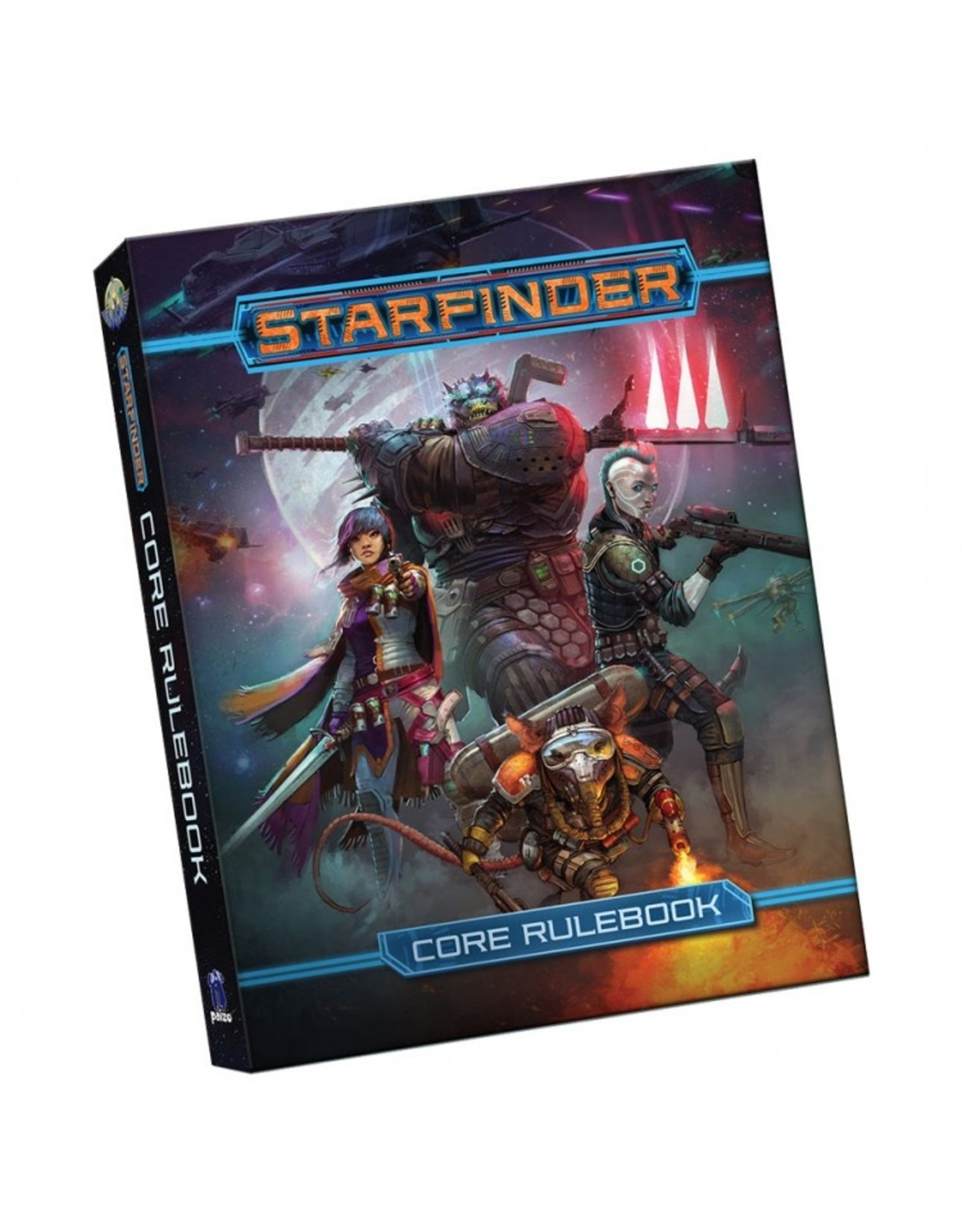 Paizo Publishing Starfinder: Core Rulebook Pocket Edition