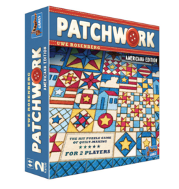 Lookout Games Patchwork Americana (8/14)