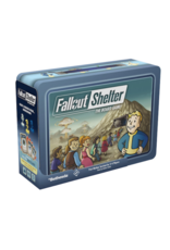 Fantasy Flight Games Fallout Shelter