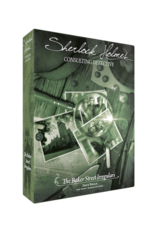 Asmodee Sherlock Holmes, Consulting Detective: Baker Street Irregulars