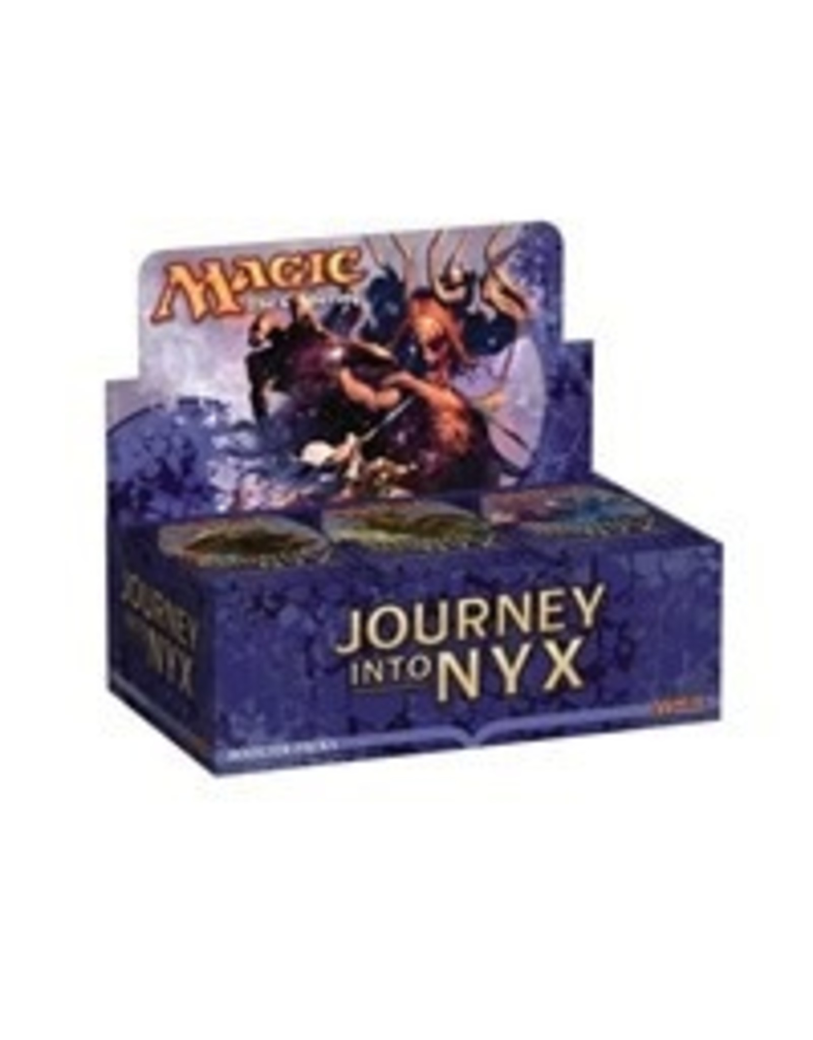 Magic MtG: Journey into Nyx Booster Box