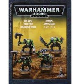 Warhammer 40K Ork Boys
