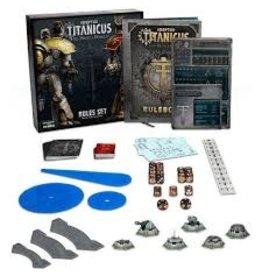 Warhammer 40K Adeptus Titanicus: Rules Set