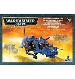 Warhammer 40K Space Marine Land Speeder Storm