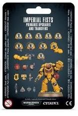 Warhammer 40K Space Marine Imperial Fists Primaris Upgrades
