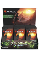 Magic Magic the Gathering: Zendikar Rising: Set Booster Box