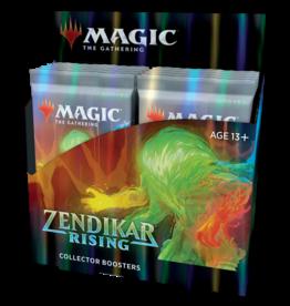 Magic Zendikar Rising: Collector Booster (Pre-Order 9/25)