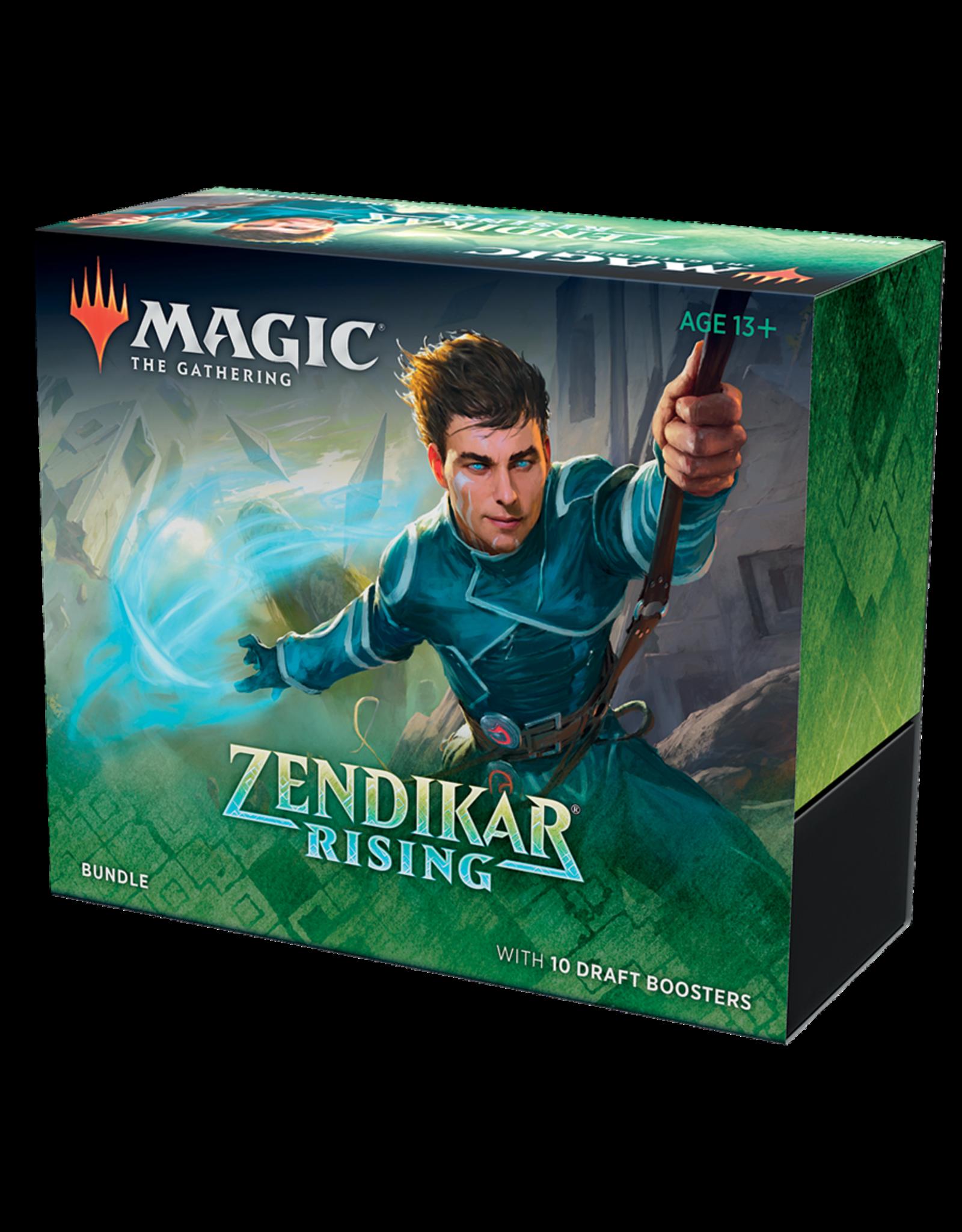 Magic Magic the Gathering: Zendikar Rising: Bundle