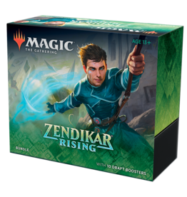 Magic MtG: Zendikar Rising: Bundle