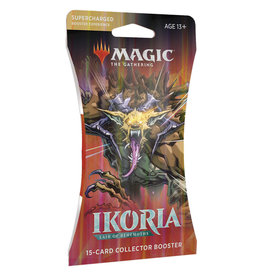Magic MTG: Ikoria - Lair of Behemoths Collector Booster Pack