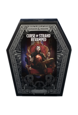 Dungeons & Dragons D&D 5E: Curse of Strahd Revamped