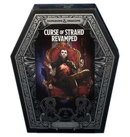 Dungeons & Dragons D&D 5E: Curse of Strahd Revamped (Pre Order 10/20)