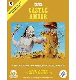 Goodman Games D&D 5E: Original Adventures Reincarnated #5: Castle Amber (Pre Order October)