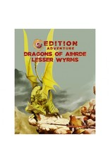 Troll Lord Games 5E: Adv: Dragons of Aihdre