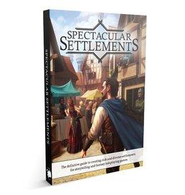 kickstarter Spectacular Settlements