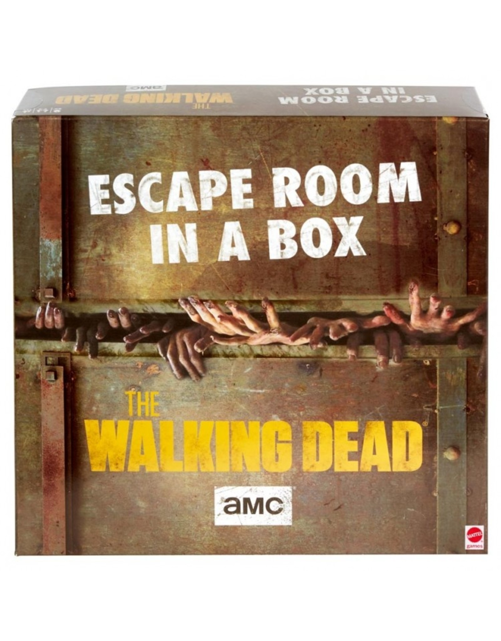 Mattel The Walking Dead: Escape Room in a Box
