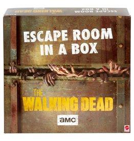 Mattel The Walking Dead: Escape Room in a Box