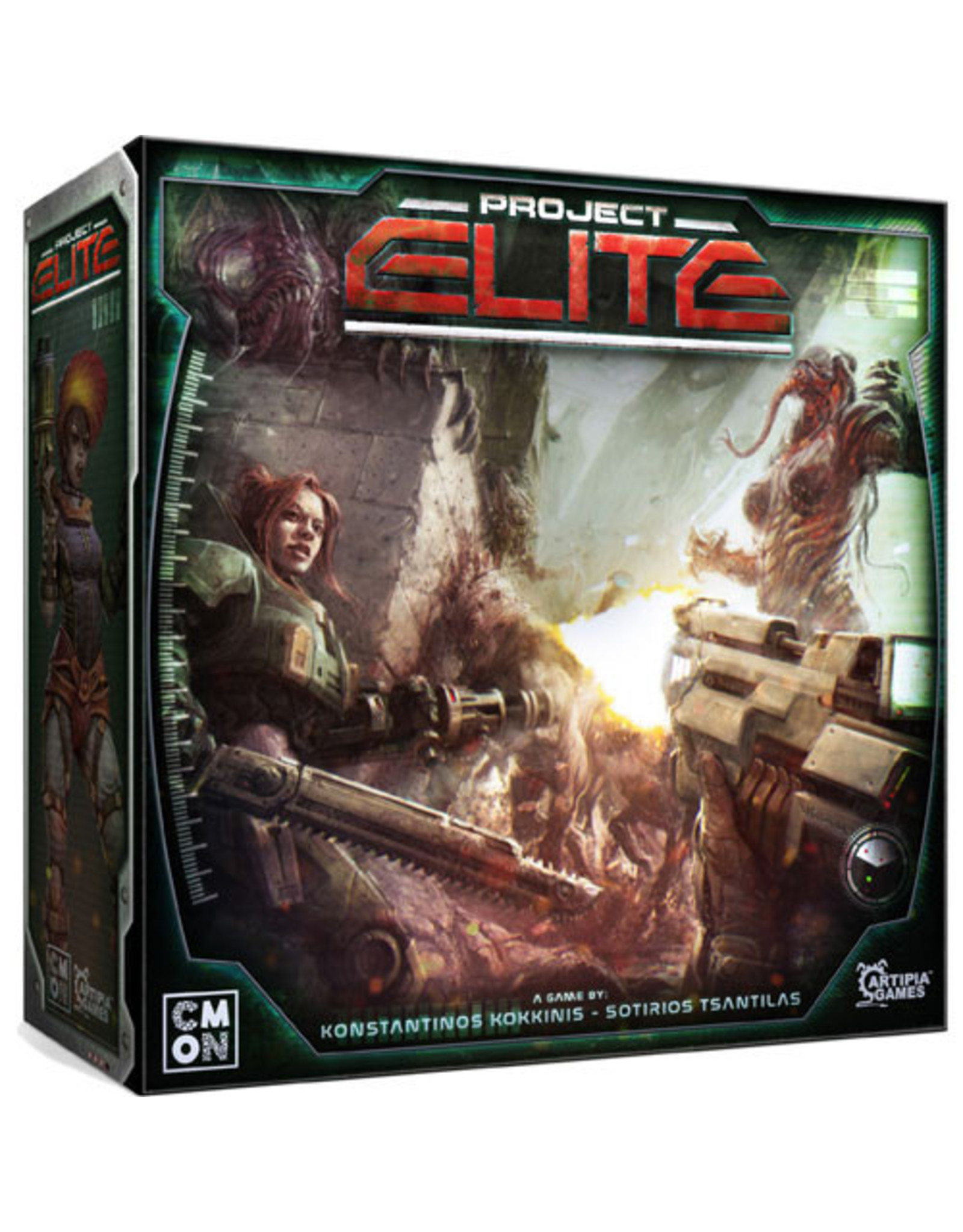Asmodee Project Elite
