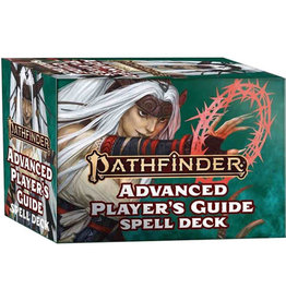 Paizo Publishing Pathfinder 2E: Advanced Players Guide Spell Deck