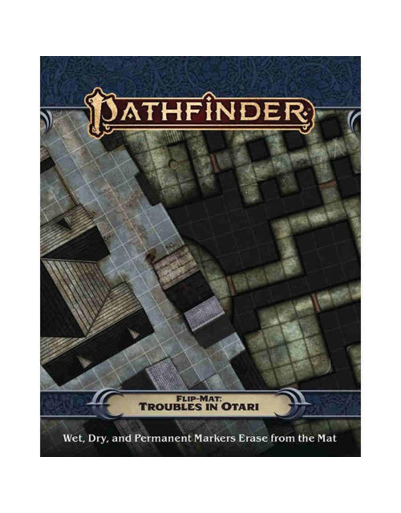 Paizo Publishing Pathfinder: Flip-Mat: Troubles in Otari (Preorder)