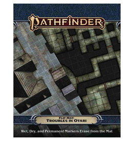 Paizo Publishing Pathfinder: Flip-Mat: Troubles in Otari